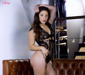 Abella Danger Bends Over And Finger Bangs Her Snatch 2