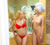 Jade Aspen, Serena Ali - Best Of Breast - Big Naturals 2