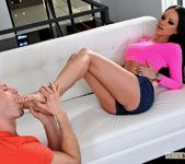 Raven Bay - Flexible Footsie Fun - Footsie Babes 13
