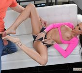 Raven Bay - Flexible Footsie Fun - Footsie Babes 14