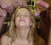 Caitlin gets blowbanged 17