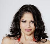 Busty Evie Delatosso Shows Off Her Huge Titties! 4