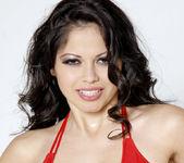 Busty Evie Delatosso Shows Off Her Huge Titties! 12
