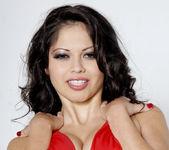 Busty Evie Delatosso Shows Off Her Huge Titties! 22