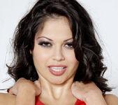 Busty Evie Delatosso Shows Off Her Huge Titties! 23