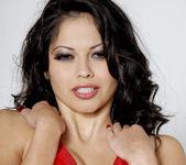 Busty Evie Delatosso Shows Off Her Huge Titties! 24