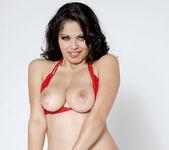 Busty Evie Delatosso Shows Off Her Huge Titties! 30