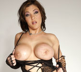Claire Dames Shows Off Her Massive Melons 11