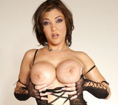 Claire Dames Shows Off Her Massive Melons 12