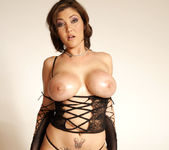 Claire Dames Shows Off Her Massive Melons 27