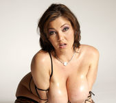 Claire Dames Shows Off Her Massive Melons 28