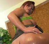 Jenna Wild has an amazing bubble butt 12