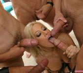 Gina Lynn Blowbanged by five guys 15