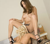 Gina Lynn likes the taste of pussy 24