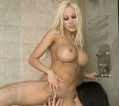 Gina Lynn and Lacey having fun in the bathroom 25