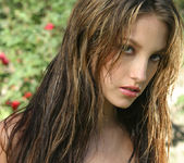 Jenna Haze outside with a dildo 17