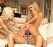 Gina and two friends - Premium Pass 19
