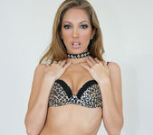 Jenna Haze very sexy and shedding off her clothes 19