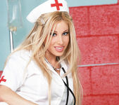 If you need a nurse, call Gina Lynn 2