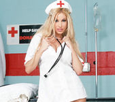 If you need a nurse, call Gina Lynn 7