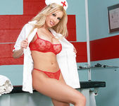 If you need a nurse, call Gina Lynn 18