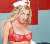 If you need a nurse, call Gina Lynn 20