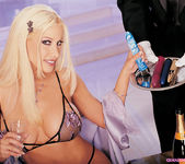 Gina Lynn Gets Serviced Well By Her Butler In This Photo Set 2