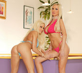 Gina Lynn And Nikki Benz Pose Together 16