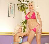 Gina Lynn And Nikki Benz Pose Together 21