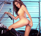 Jenna Haze's First Photo Shoot For Suze Randall 8