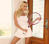 Gina Lynn Combines Her Love Of Tennis And Sex 2
