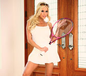 Gina Lynn Combines Her Love Of Tennis And Sex 3