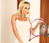 Gina Lynn Combines Her Love Of Tennis And Sex 5