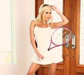 Gina Lynn Combines Her Love Of Tennis And Sex 6