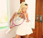 Gina Lynn Combines Her Love Of Tennis And Sex 10