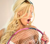 Gina Lynn Combines Her Love Of Tennis And Sex 11