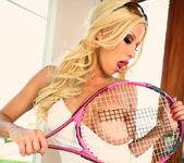Gina Lynn Combines Her Love Of Tennis And Sex 13