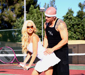 Gina Lynn Combines Her Love Of Tennis And Sex 26