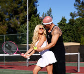 Gina Lynn Combines Her Love Of Tennis And Sex 27