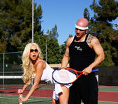 Gina Lynn Combines Her Love Of Tennis And Sex 28
