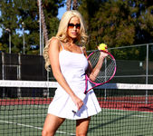 Gina Lynn Combines Her Love Of Tennis And Sex 29