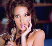 Jenna Haze Turns A Live Show In To A Photo Shoot 22