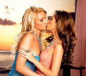 Jenna Haze, Samantha Ryan And Celeste Show Off 3