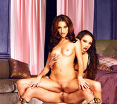 Jenna Haze, Samantha Ryan And Celeste Show Off 15