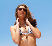 Perky Little Brunette Jenna Haze Touches Herself 9