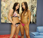 French Babes Katsuni And Melissa Lauren Playing 4