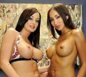 French Babes Katsuni And Melissa Lauren Playing 18