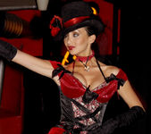 Sensational Katsuni Goes To Italy And Ends Up Pole Dancing 6