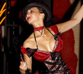 Sensational Katsuni Goes To Italy And Ends Up Pole Dancing 9