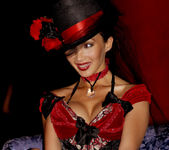 Sensational Katsuni Goes To Italy And Ends Up Pole Dancing 11